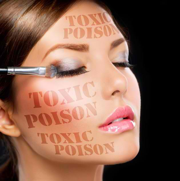 Toxic Ingredients in Cosmetics and Skin Care Products
