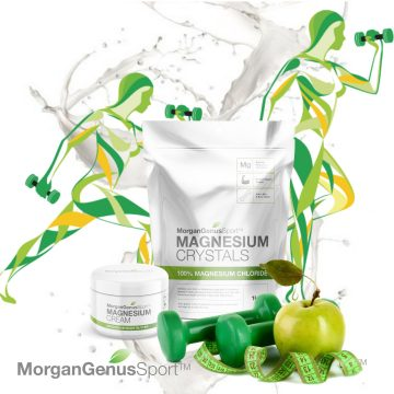 MorganGenus Magnesium and Sports