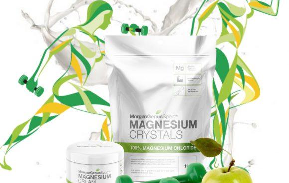 MorganGenus Magnesium and Sports