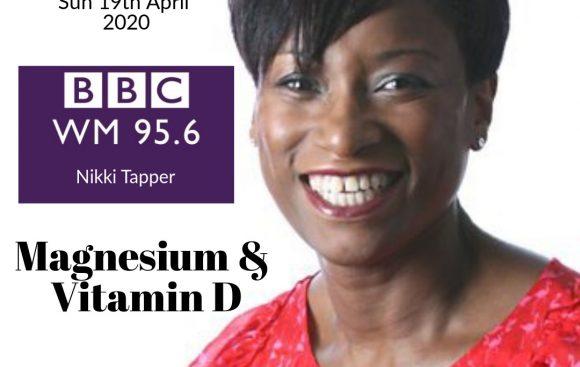 BBC Radio WM interview with Nikki Tapper