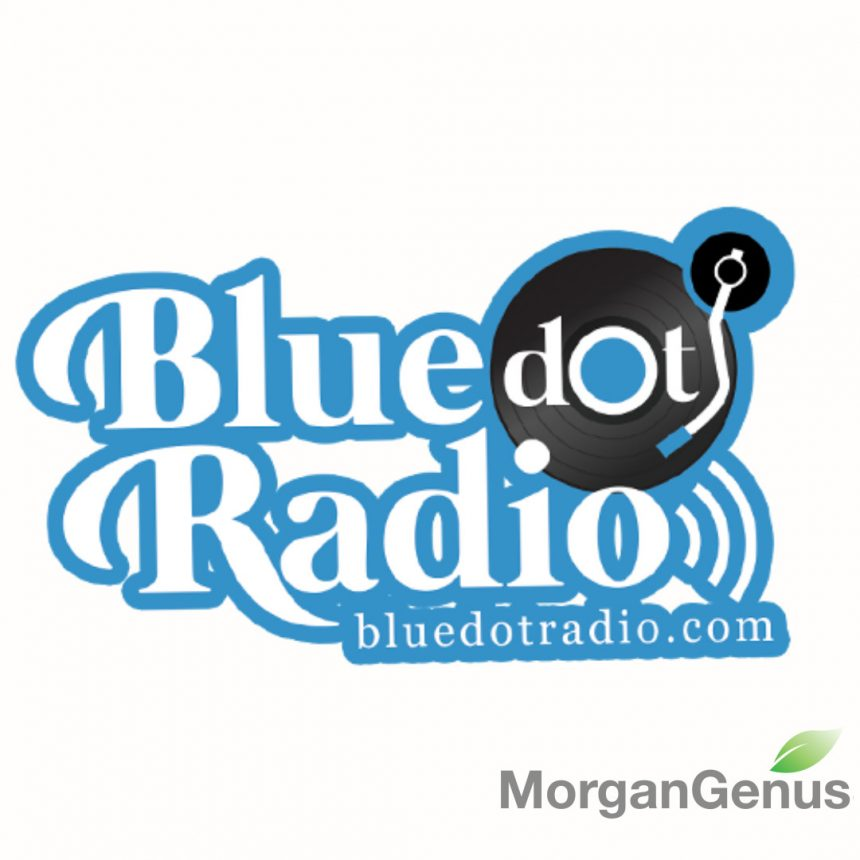 Blue Dot Radio Interview